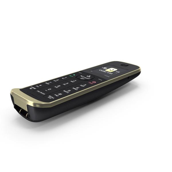 Cordless DECT Landline Home Phone PNG & PSD Images