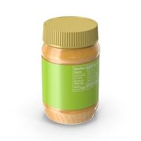 Creamy Peanut Butter PNG & PSD Images