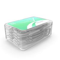 Dental Floss Toothpicks Box PNG & PSD Images