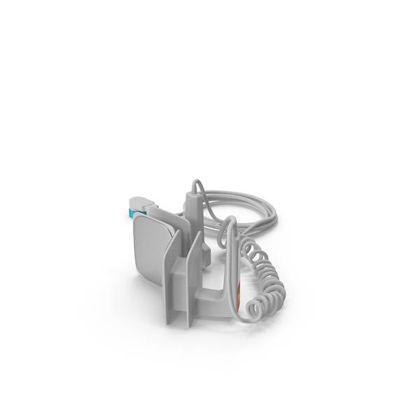Detachable Defibrillator Pads PNG & PSD Images