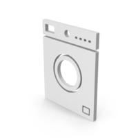 Symbol Washing Machine PNG & PSD Images