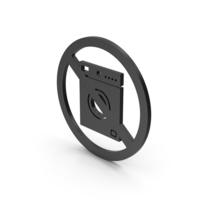 Symbol No Washing Machine Black PNG & PSD Images