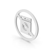 Symbol No Washing Machine PNG & PSD Images
