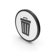 Icon Trash PNG & PSD Images