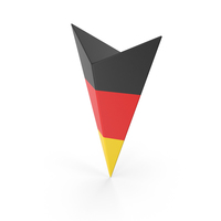 Germany Travel Pin Arrow PNG & PSD Images