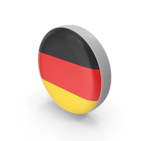 Germany Circle Icon Flag PNG & PSD Images