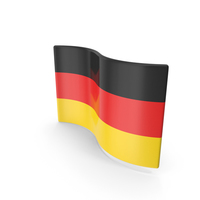 Germany Icon Flag PNG & PSD Images