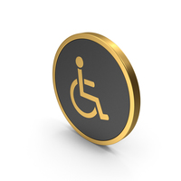Gold Icon Invalid PNG & PSD Images