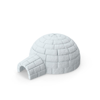 Igloo PNG & PSD Images