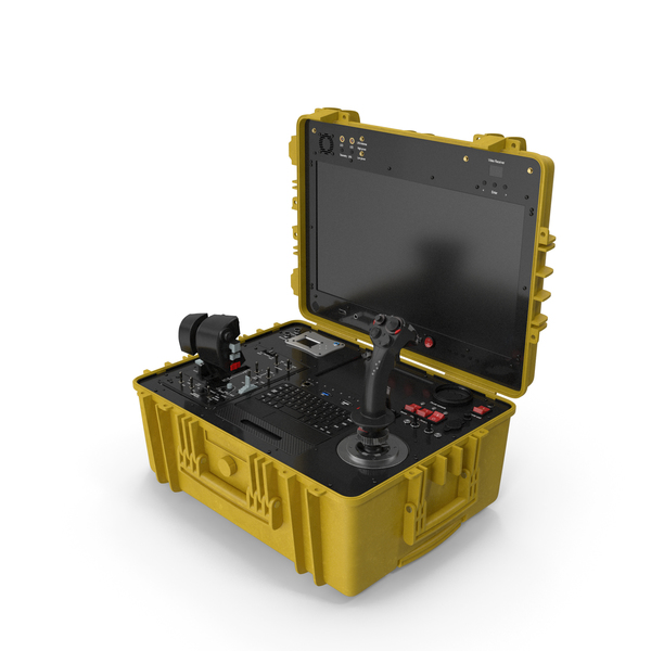 Drone Control Station PNG & PSD Images