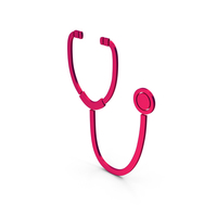 Symbol Stethoscope Metallic PNG & PSD Images