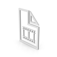 Symbol Video File PNG & PSD Images
