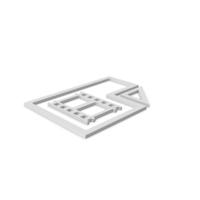 Video File Symbol PNG & PSD Images