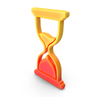 Logo Clock Sand Glass PNG & PSD Images