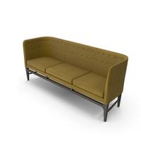 Mustard Sofa PNG & PSD Images