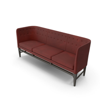 Red Sofa PNG & PSD Images