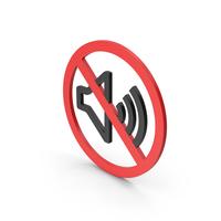 Symbol No Sound PNG & PSD Images