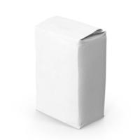 Flour White Paper Bag 5lb PNG & PSD Images