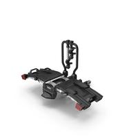 Hitch Bike Racks Thule EasyFold XT2 PNG & PSD Images