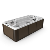 Jacuzzi 16ft Power Active Spa PNG & PSD Images