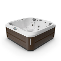 Jacuzzi J 335 Hot Tub Brown PNG & PSD Images