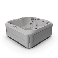 Jacuzzi J 335 Hot Tub Grey PNG & PSD Images