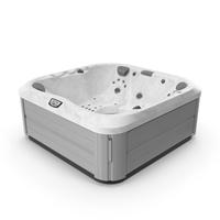 Jacuzzi J 335 Hot Tub Platinum PNG & PSD Images