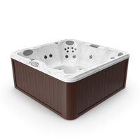 JACUZZI J235 Hot Tub Brown PNG & PSD Images