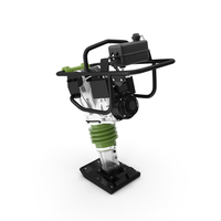 Jumping Jack Tamping Rammer New PNG & PSD Images