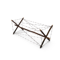 Knife Rest Barbed Wire Obstacle Old PNG & PSD Images