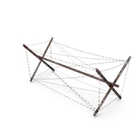 Knife Rest Razor Wire Obstacle Old PNG & PSD Images