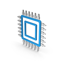 Symbol Microchip PNG & PSD Images
