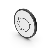 Icon Pig PNG & PSD Images