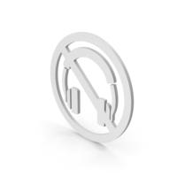 Symbol No Headphones PNG & PSD Images