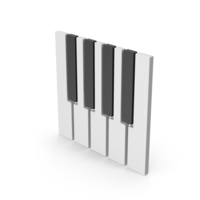Symbol Piano Keyboards PNG & PSD Images