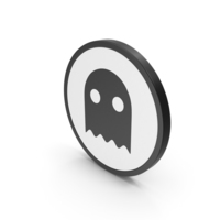 Icon Ghost PNG & PSD Images
