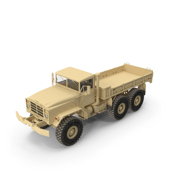 M939 Military Cargo Truck Light PNG & PSD Images