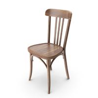 Baumann Bistrot Chair PNG & PSD Images