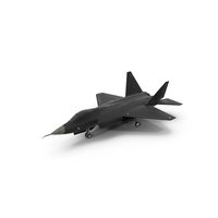Multirole Jet Fighter Exterior Only PNG & PSD Images