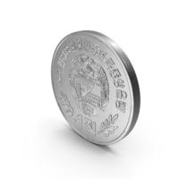 North Korea 1 Chon Coin 2008 PNG & PSD Images