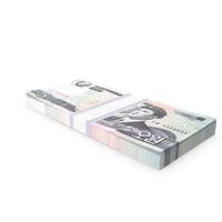 North Korea 5 Won Banknotes Bundle PNG & PSD Images