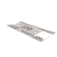 North Korea 100 Won Banknote PNG & PSD Images