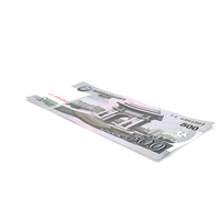 North Korea 500 Won Banknote PNG & PSD Images