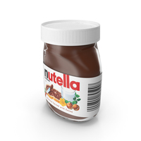 Nutella Hazelnut Spread PNG & PSD Images
