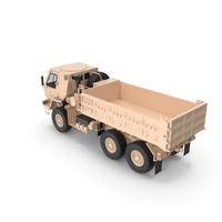 Oshkosh FMTV 10 Ton Dump Truck PNG & PSD Images