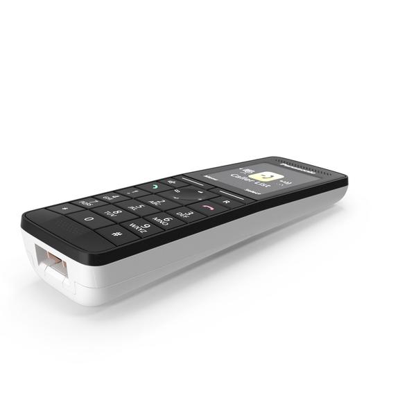 Panasonic KX PRS120 Cordless Telephone PNG & PSD Images