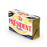 President Salted Butter PNG & PSD Images
