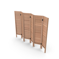 Privacy Screen Panel Brown PNG & PSD Images