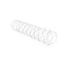 Razor Wire Obstacle PNG & PSD Images