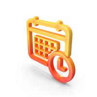 Logo Clock Time Calendar PNG & PSD Images